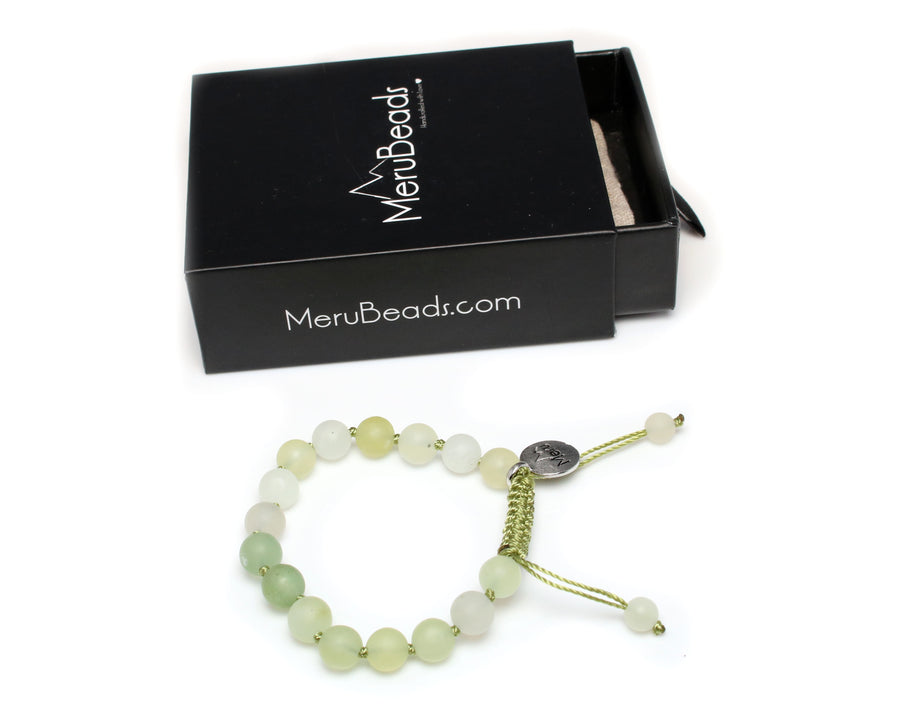 Green Quartz Bracelet for Women