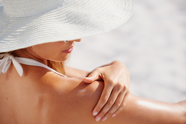 anti-aging sun protection