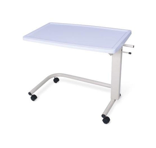 CUB Table Roma U-Based Overbed - Moulded Top