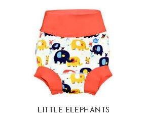 SWIM Happy Nappy - Little Elephants