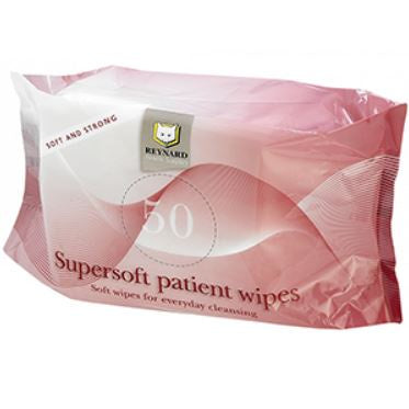 ACARE Supersoft Patient Wipes