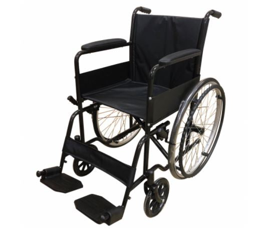 GOLD Economy Self-Propelled Steel Wheelchair