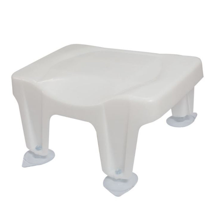 AM Plastic Bath Seat with Suction Cups