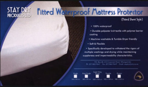 STAY Mattress Protector - Fitted