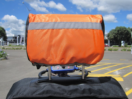 KNZ Headrest Cover High Visibility