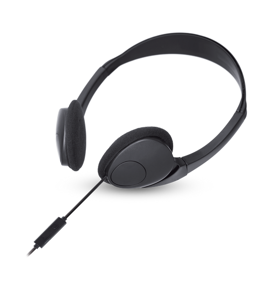 REID Stereo Headphones with Mircophone