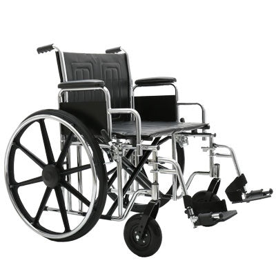 AM Wheelchair Bariatric - Self-propelling