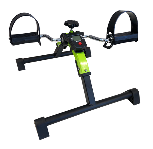 Pedal Exerciser Folding with Pedometer
