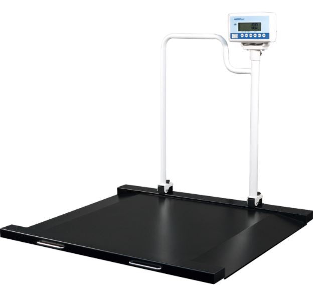 WED Wheelchair Scale