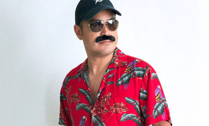 Magnum PI look for Halloween