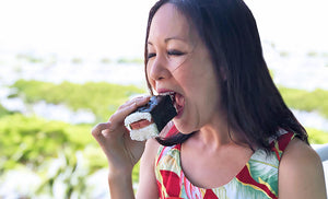 spam musubi - one of our favorite football watching party foods