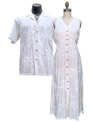 Bamboo Garden Shirts and Dresses