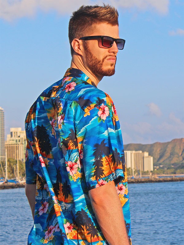 Scenic Hawaiian Shirts