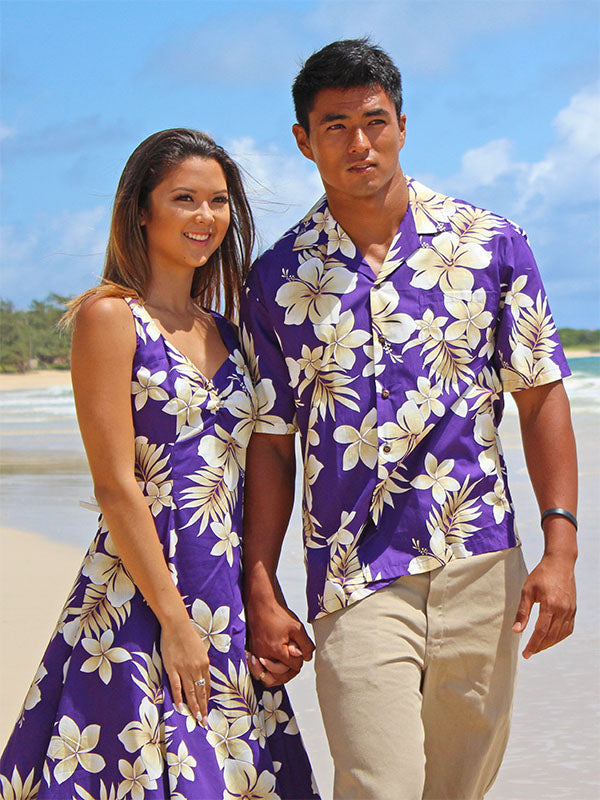 Tropic Fever Hawaiian Shirts and Dresses