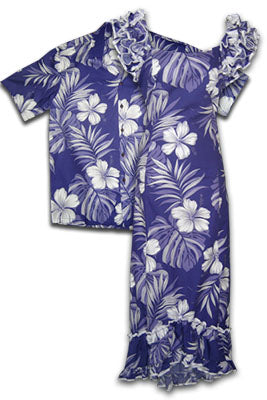 Big Hibiscus Shirts and Dresses