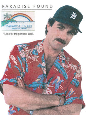 Shirts from the Original Magnum PI