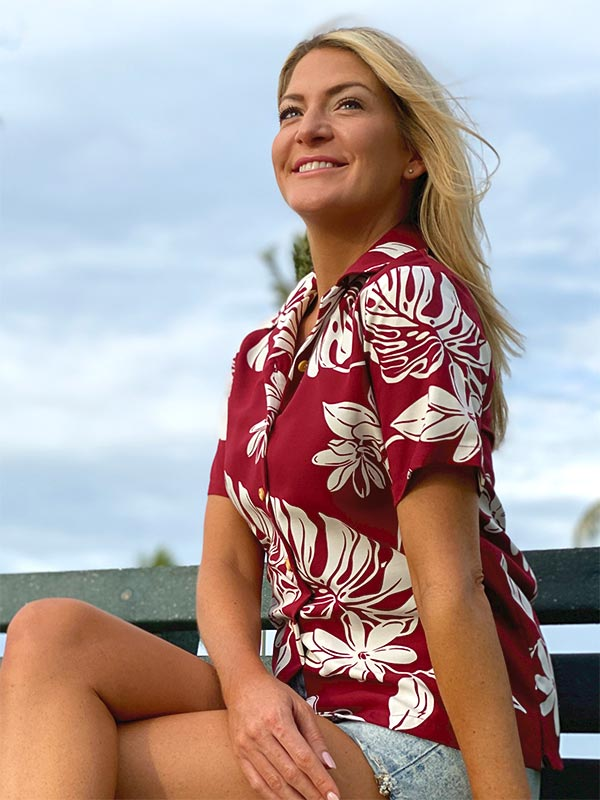 Women's Hawaiian Shirts