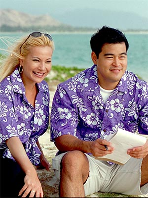 Tropic Flavor Matching Outfits