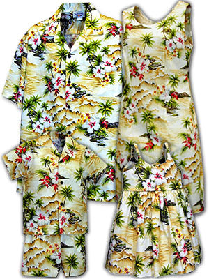 Diamond Head Beach Shirts and Dresses