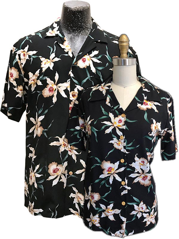 Magnum Orchid Shirts and Dresses