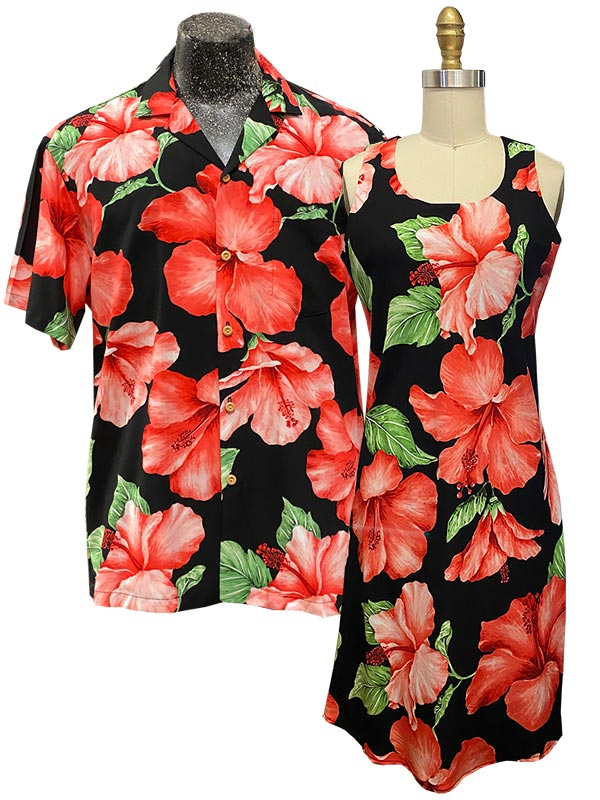Super Hibiscus Shirts and Dresses