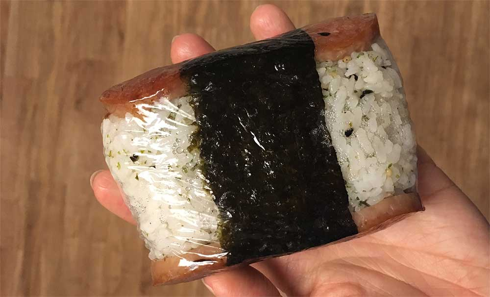 double spam Musubi