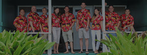 Hawaiian Shirt Uniforms, Bulks Orders, and B2B Services