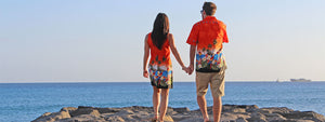 Matching Hawaiian Shirts and Dresses