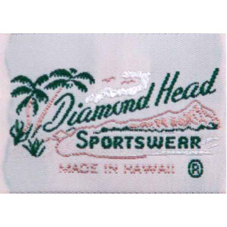 Diamond Head Sportswear classic Hawaiian shirts