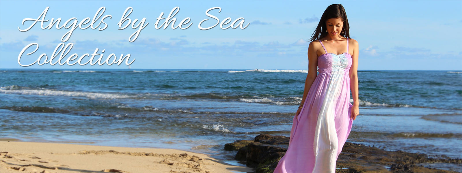 Angels by the Sea Collection at AlohaFunWear.com
