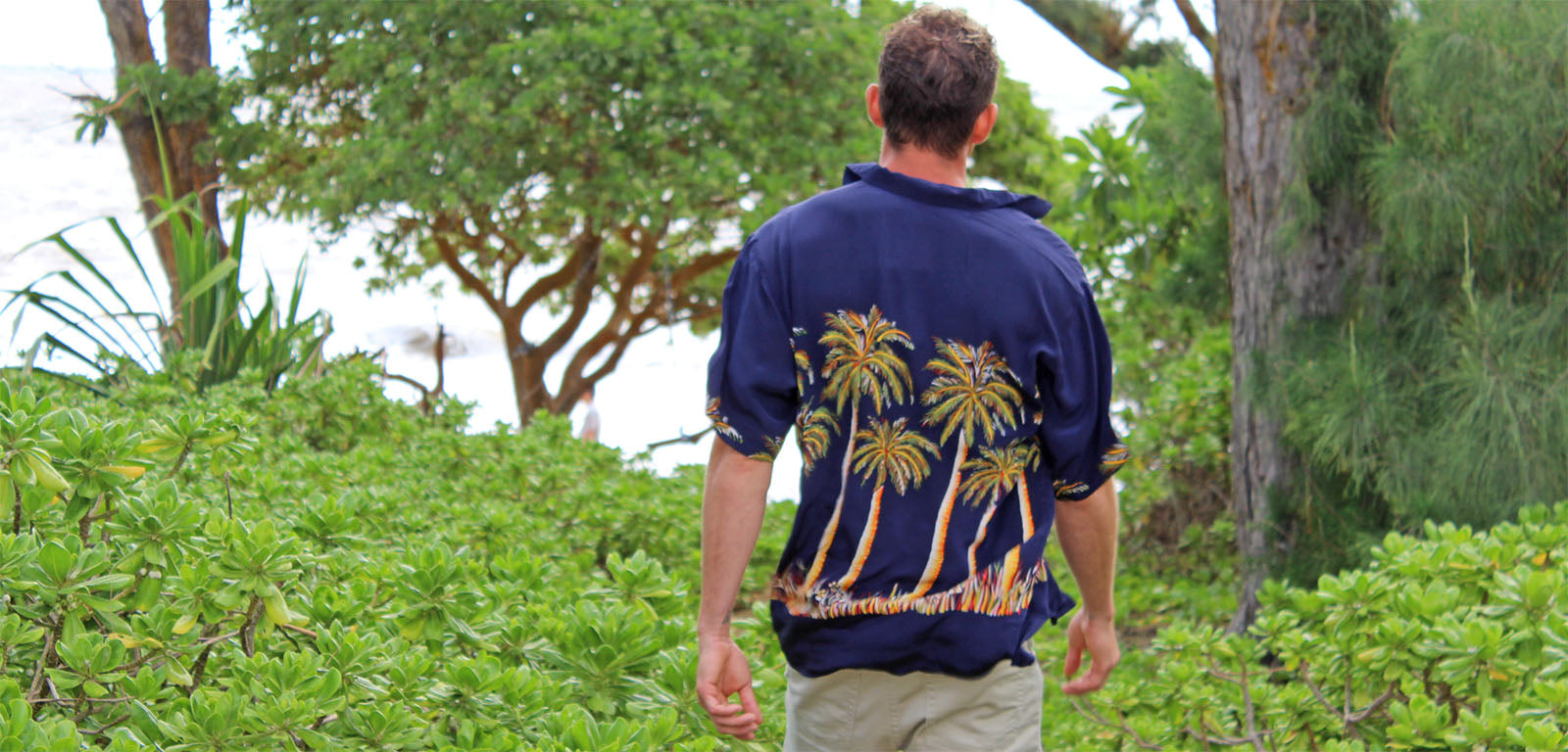 Retro Vintage-Inspired Aloha Shirts
