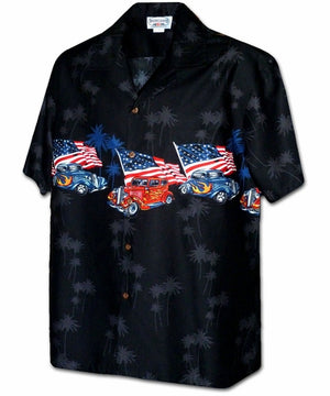 American Hot Rod Hawaiian Shirt