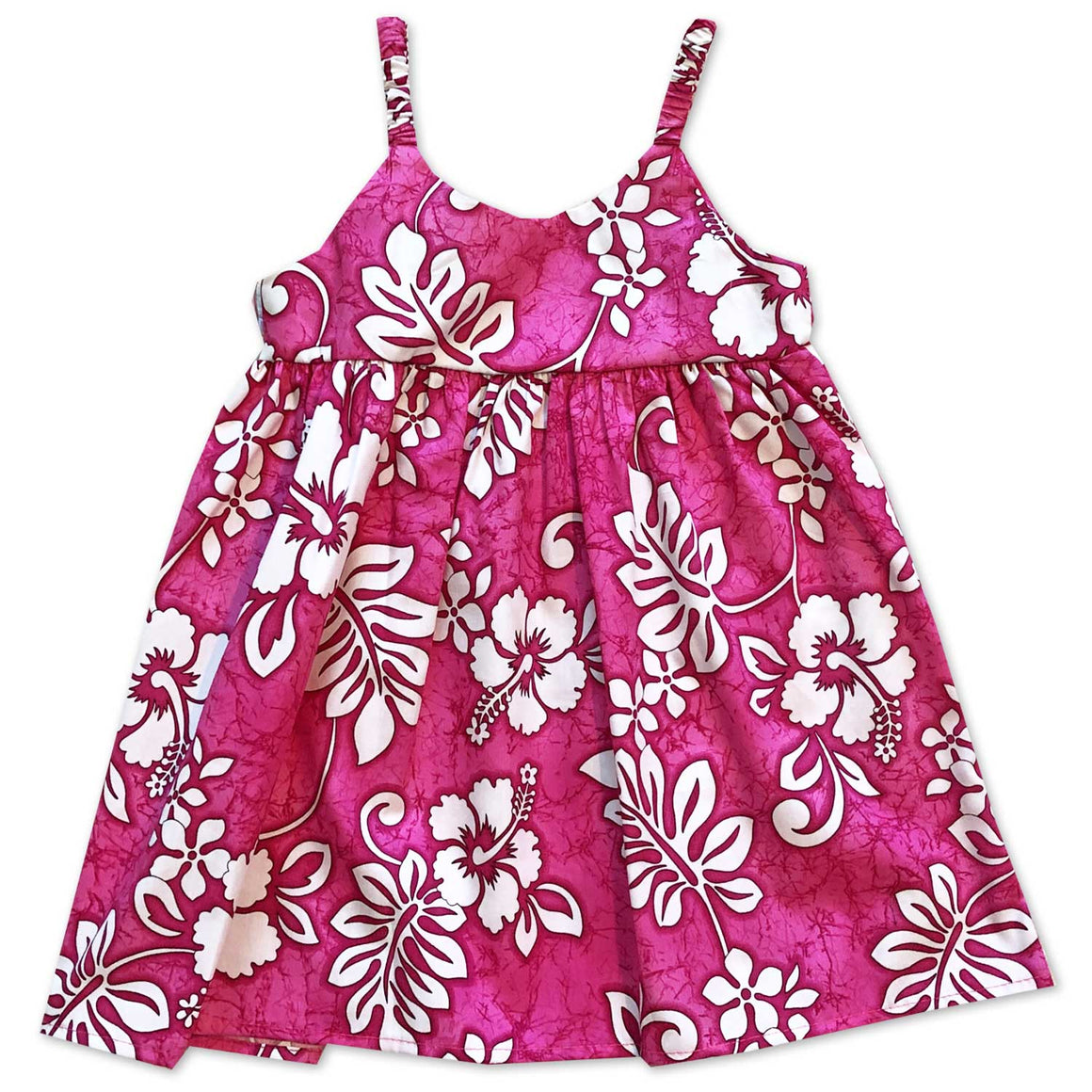 Tropic Flavor Pink Bungee Dress
