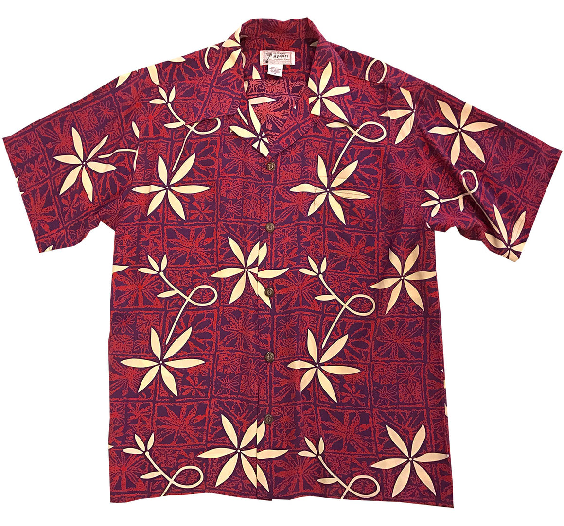 Blue Hawaii (Elvis) Retro Hawaiian Shirt