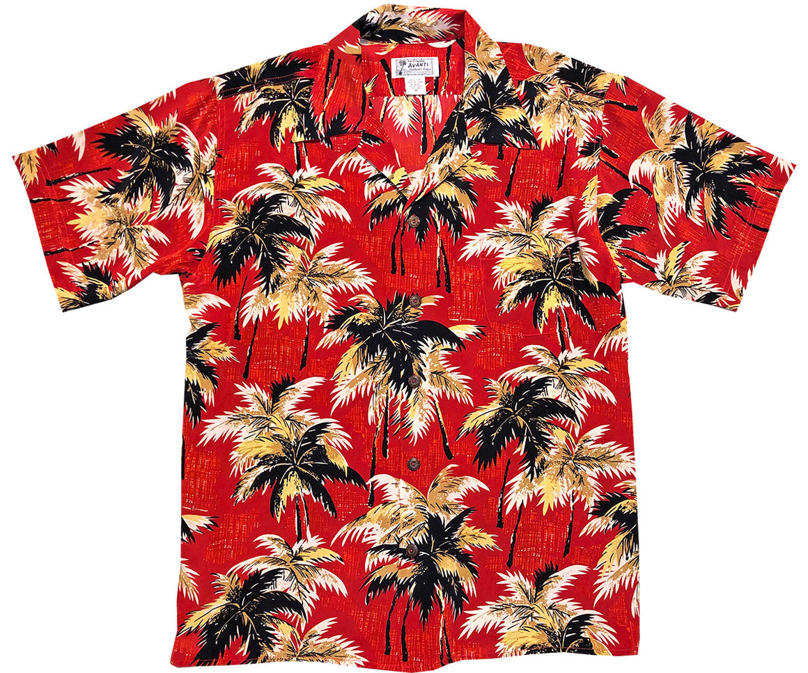 Fire Breeze Retro Hawaiian Shirt (Magnum PI)