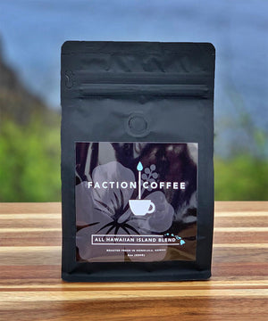 Faction All Islands Blend Medium Roast