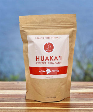 Huaka'i 100% Premium Kona Medium Roast