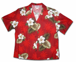 Island Lava Women's Hawaiian Shirt