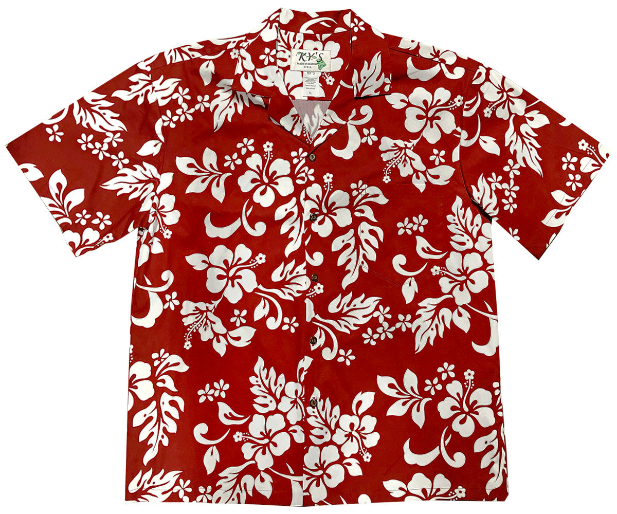 68ef9d495 All-Over Print Hawaiian Shirts - AlohaFunWear.com