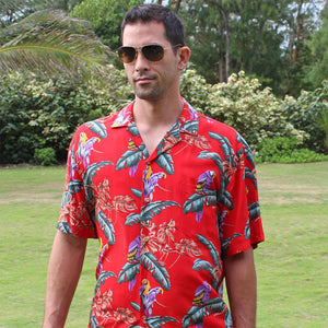 Original Magnum PI Hawaiian Shirt