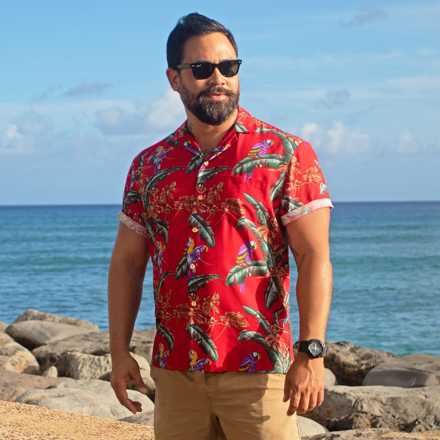 d9297afb Hawaiian Shirts & Hawaiian Fashion - AlohaFunWear.com