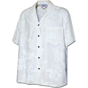 Wedding Flower Men's Hawaiian Shirt