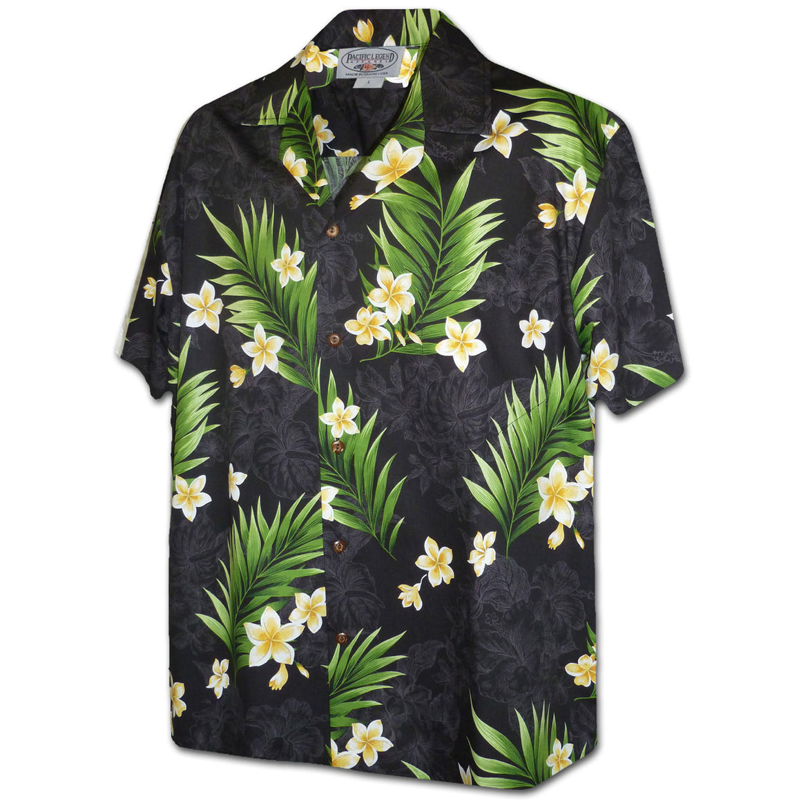 Shadow Garden Black Hawaiian Shirt