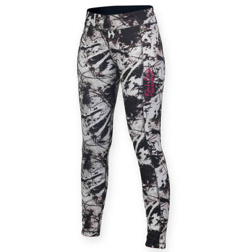 Ladies Reversible Mucker Leggings - Graffiti