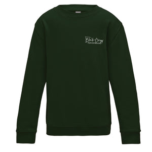 Young Talent Crew Neck Sweatshirt - Forest