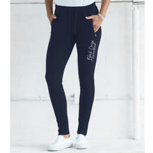 Load image into Gallery viewer, Ladies Sweatpants - Navy
