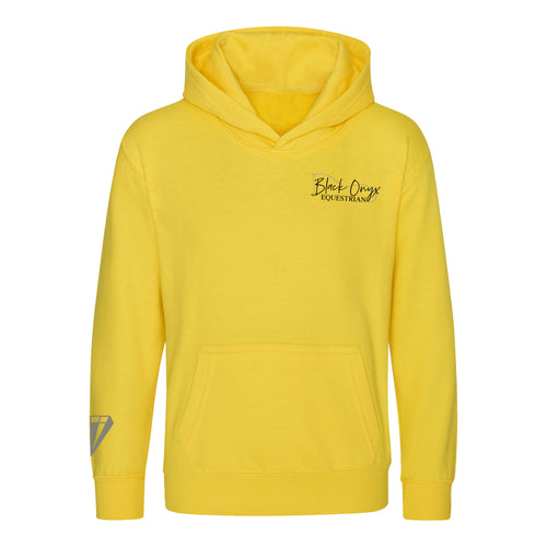 Young Talent Spring Hoodie - Sun Yellow