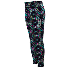 Load image into Gallery viewer, Ladies Reversible Mucker Leggings - Aztec Print