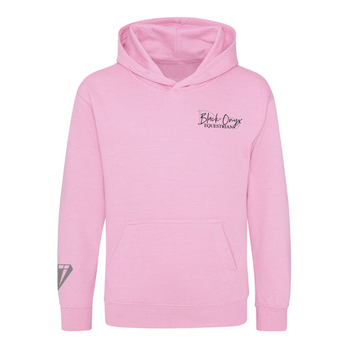 Young Talent Spring Hoodie - Baby Pink