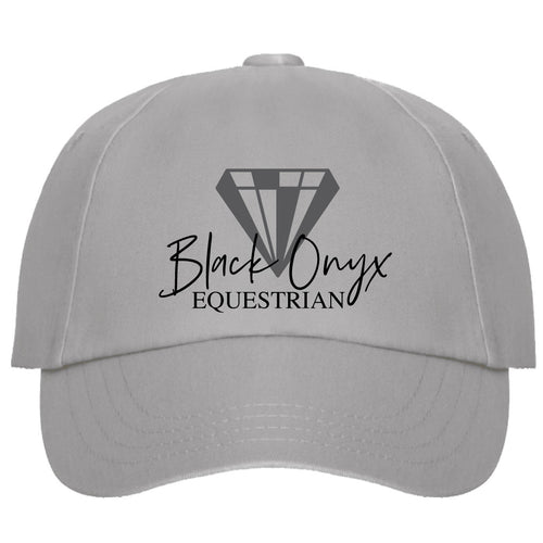 Signature Diamond Baseball Cap - Grey